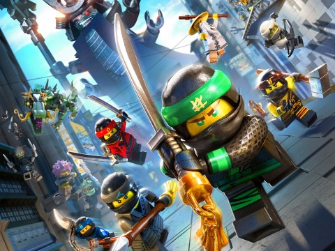 The Lego Ninjago Movie Video Game review – game of the movie of the toy