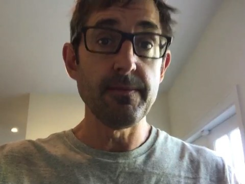 Louis Theroux actually recorded a spoof Louis Theroux documentary and it's pretty perfect