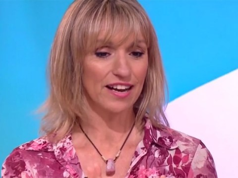 Michaela Strachan reveals the worst part of her breast cancer diagnosis was telling her partner