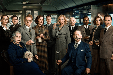 Michelle Pfeiffer and Leslie Odom Jr. admit they didn't bother to read Murder On The Orient Express