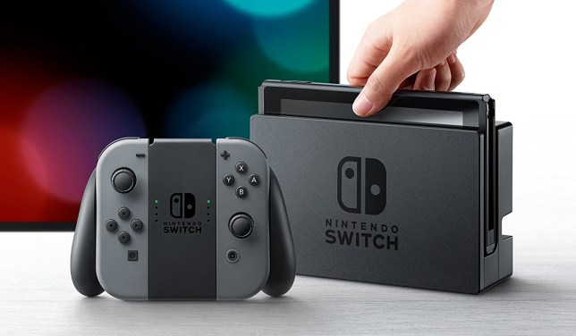 America loves the Switch