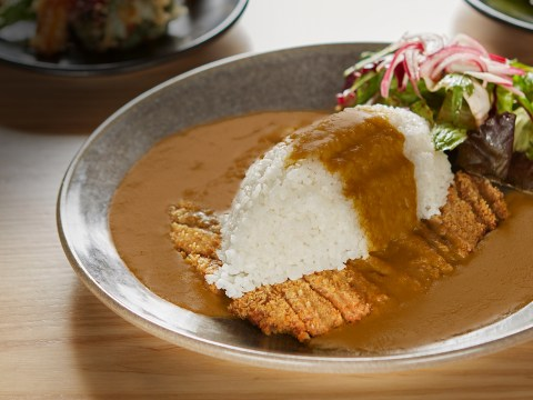 Wagamama is trialing vegan katsu curry