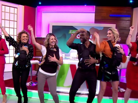 Ore Oduba just went from Strictly Come Dancing to dad dancing