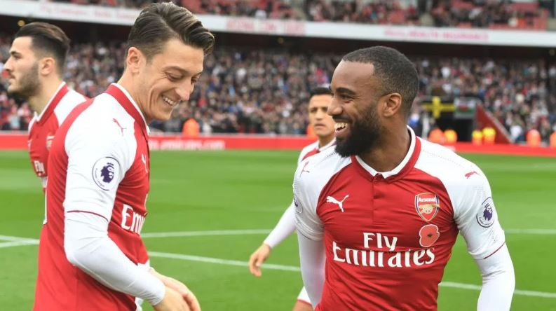 Thierry Henry expresses concern over Arsenal's front three for north London derby