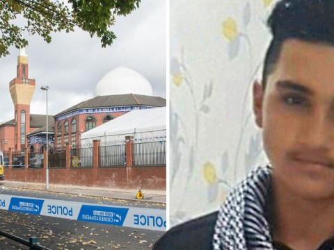 Family of boy stabbed in head outside mosque believe it was a terror attack
