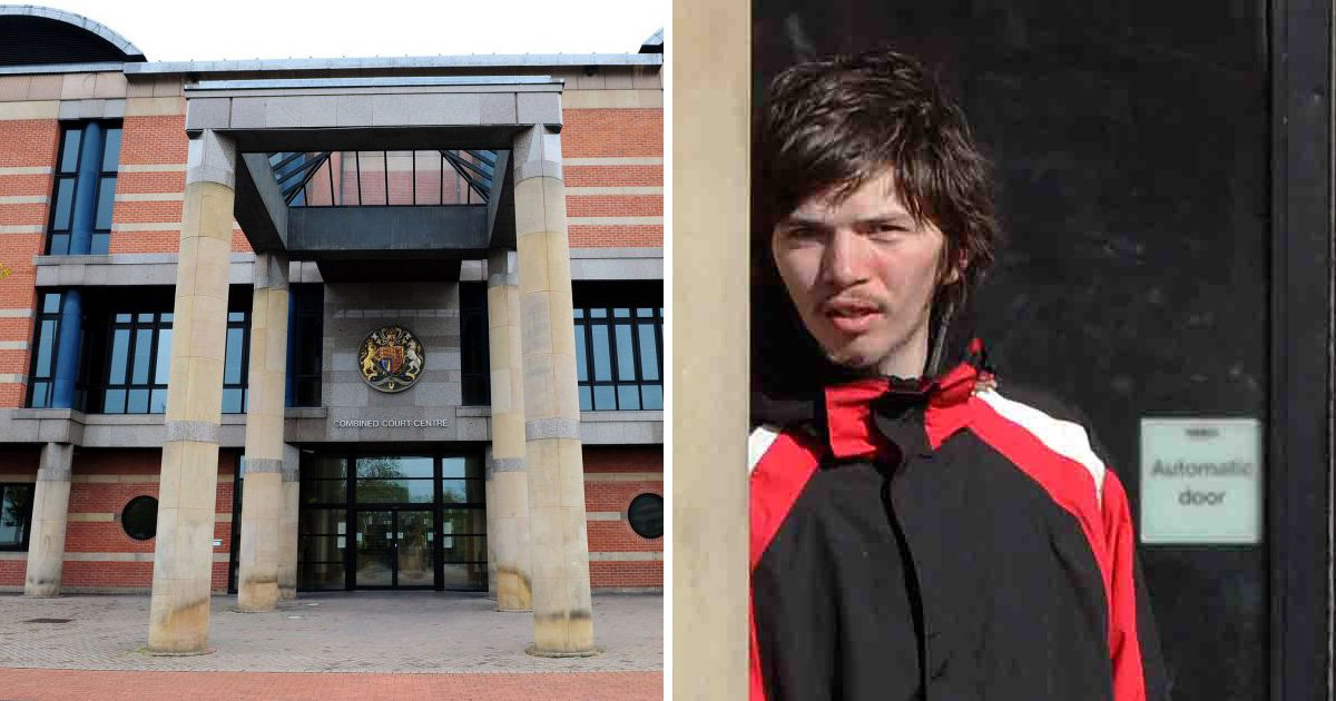 Homeless man begs judge to be sent to prison 'so he could be somewhere warm for his birthday'