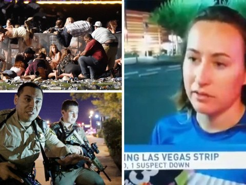 Woman told people 'they will die tonight' 45 minutes before Las Vegas shooting
