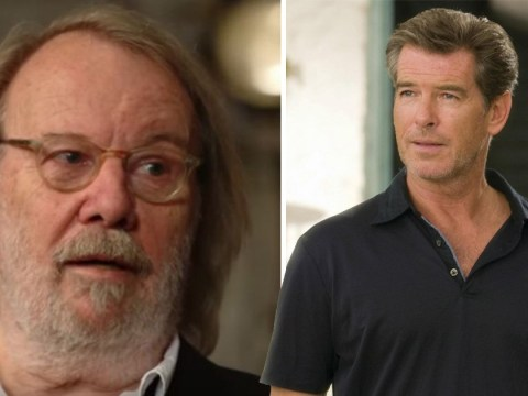 Abba's Benny Andersson defends Pierce Brosnan's singing as he opens up about Mamma Mia 2