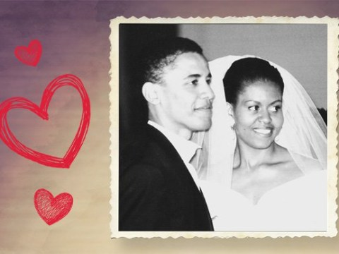 Barack Obama surprises Michelle with 25th wedding anniversary video