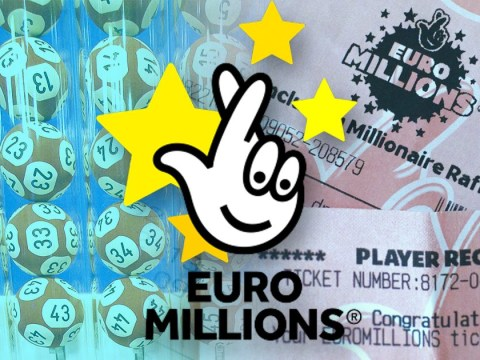 Eye-watering £168,000,000 lottery jackpot is biggest ever in the UK