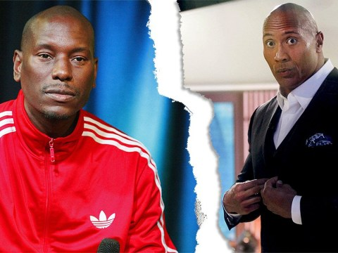 Tyrese wants to end beef with Dwayne 'The Rock' Johnson as he admits their feud is 'not cool'