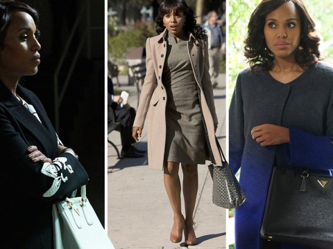 Scandal Kerry Washington reveals why showing Olivia Pope had a waist was important