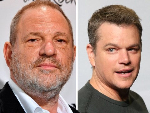 Matt Damon and Russell Crowe 'helped to kill Harvey Weinstein expose' over 10 years ago