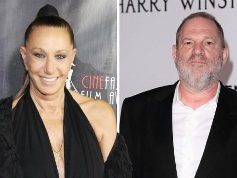 Donna Karan defends Harvey Weinstein by suggesting women were 'asking for it'