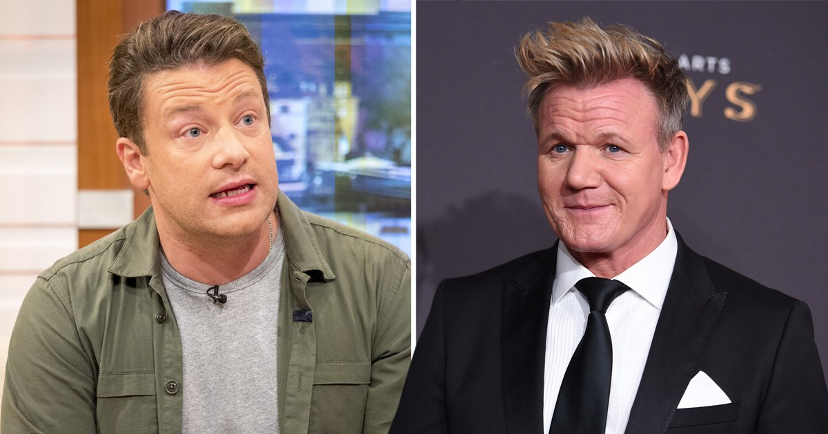 Feud boils over: Gordon Ramsay demands apology from Jamie Oliver to wife Tana after 'miscarriage blow'