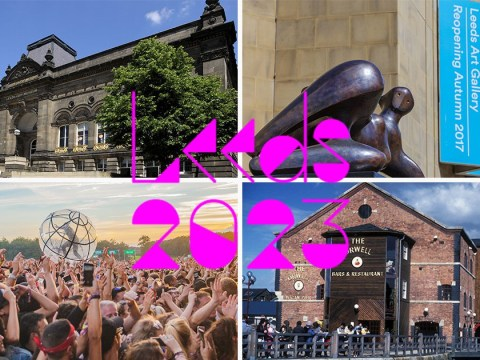 15 reasons why Leeds should be named the European Capital of Culture 2023