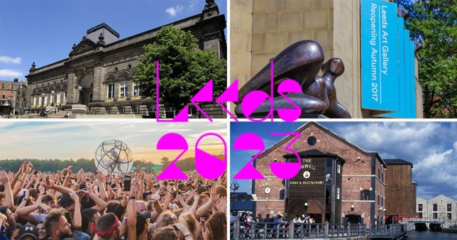 Leeds should be awarded the 2023 European Capital Of Culture