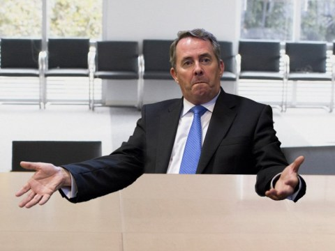 Liam Fox creates new Board of Trade – and he's the only member