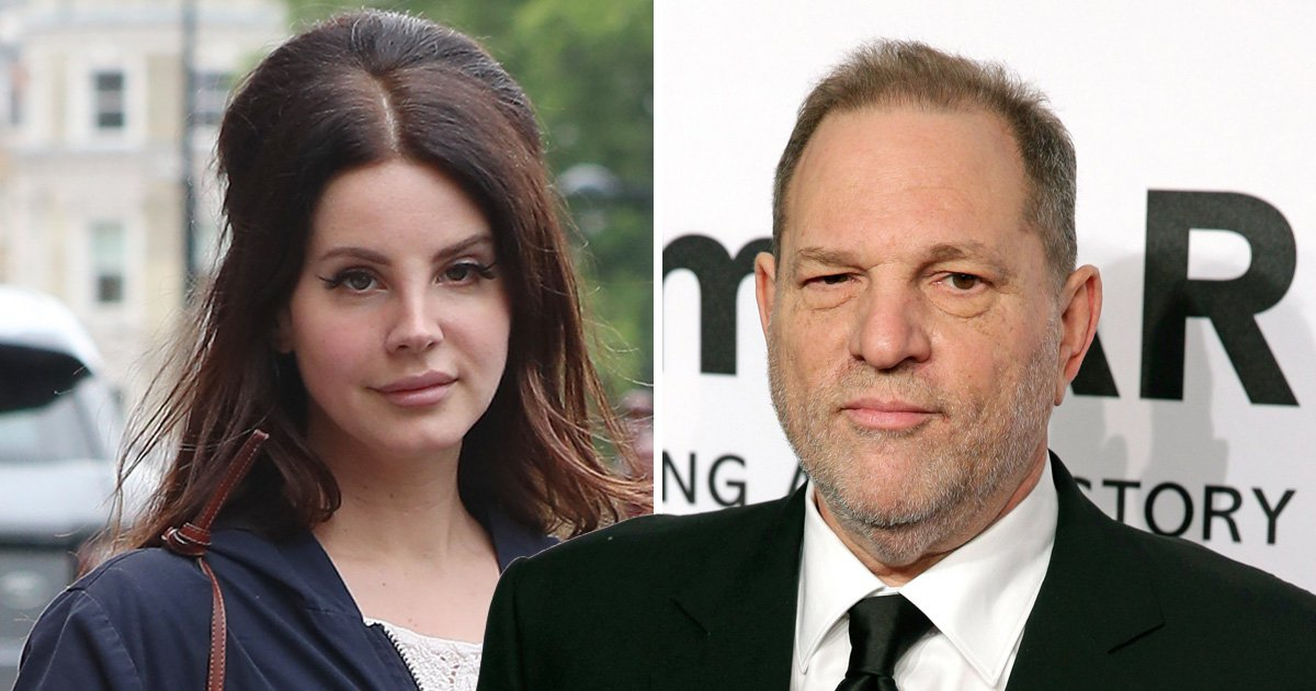 Lana Del Rey's song Cola definitely isn't written about Harvey Weinstein