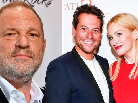 Liar star Ioan Gruffudd's wife Alice Evans says Harvey Weinstein victims downplayed the atrocities in their heads