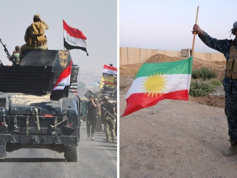 Iraqi forces capture 'heart of Kurdish homeland' after illegal independence vote