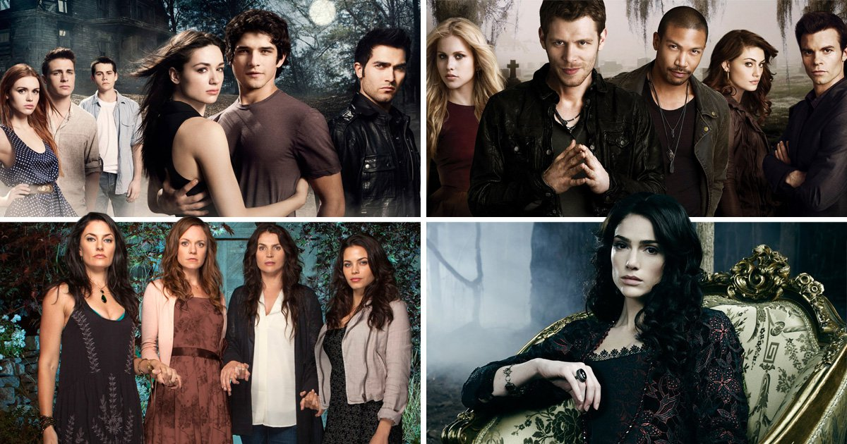 Vampires, witches and werewolves: 6 supernatural shows to watch on Netflix this Halloween