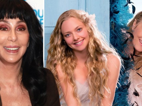 Cher joins the Mamma Mia cast for sequel Here We Go Again and she's dancing