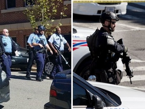 Active shooter report forces lock down at Washington DC university campus