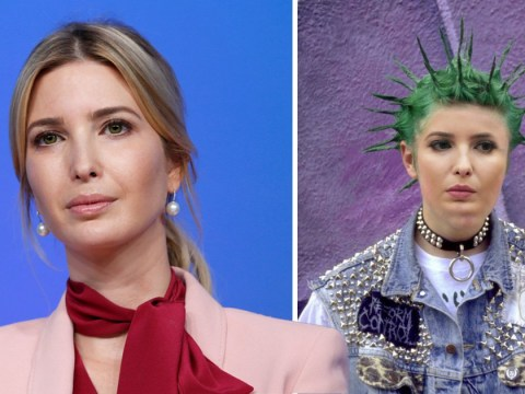 Ivanka Trump claimed she had a 'punk phase' and the internet suitably responded