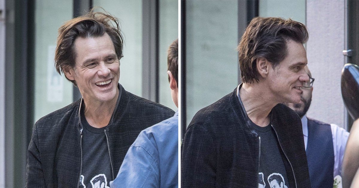 Jim Carrey looks frail amidst legal battle for 'wrongful death' of Cathriona White