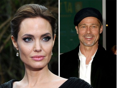 Angelina Jolie is 'upset' over Brad Pitt and Ella Purnell dating rumours as source denies the pair are a couple