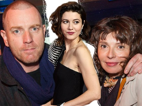 Ewan McGregor 'splits from wife of 22 years as he's pictured kissing Fargo co-star Mary Elizabeth Winstead'