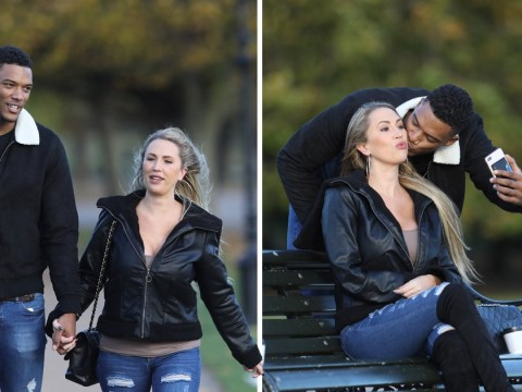 'Hot felon' Jeremy Meeks' ex-wife gets revenge by 'hooking up with Love Island's Theo Campbell'