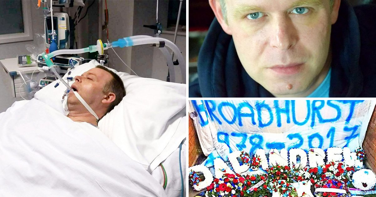 Dad died after ear infection turned out to be meningitis