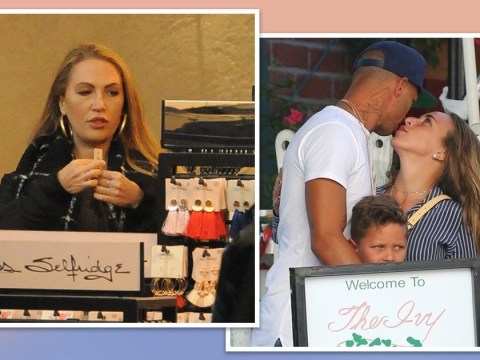 Jeremy Meeks introduces son to girlfriend Chloe Green as ex-wife Melissa sprees in Topshop
