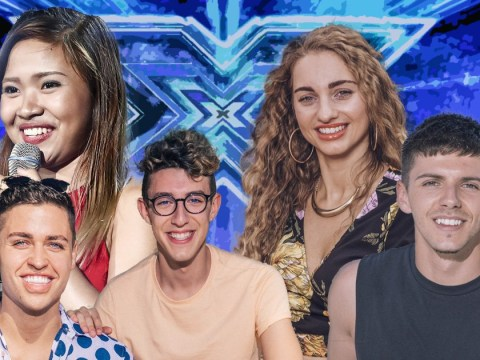 X Factor wildcard acts revealed as judges bring back four favourites for a second chance at live shows
