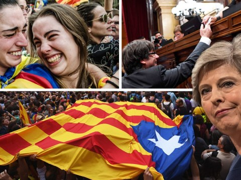 Britain 'will not recognise' Catalan independence declaration