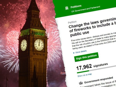 Don't be daft – we don't need to ban fireworks