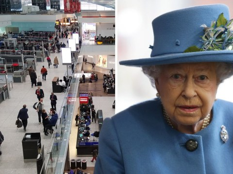 USB stick with files about Heathrow and Queen's security found in the street
