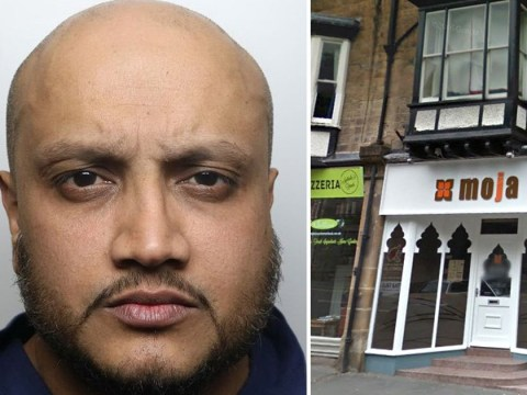 Sex offender found managing a curry house after five years on the run