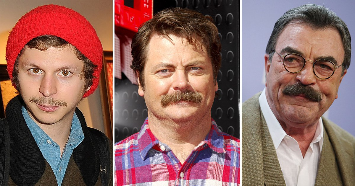 10 good, bad, and downright whispy celebrity moustaches of all time