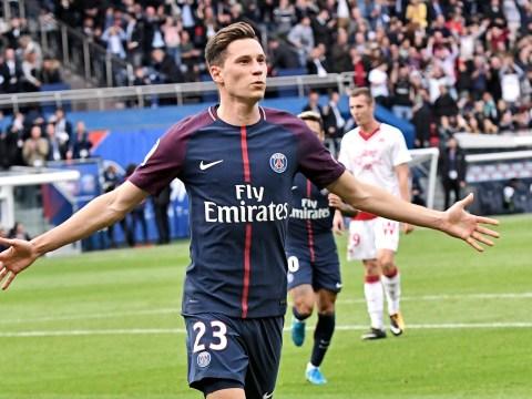 Liverpool and Arsenal transfer target Julian Draxler drops big hint over his future