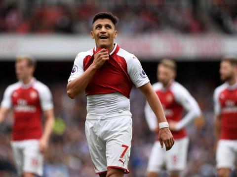 Arsene Wenger keen to swap Alexis Sanchez for Julian Draxler as Arsenal weigh transfer