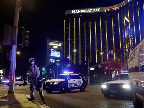 Las Vegas shooter Stephen Paddock found dead with ten guns in hotel room