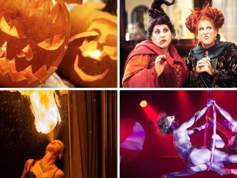 Get your freak on – 8 great events to hit up this Halloween