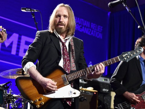 Rock legend Tom Petty 'clinging on for life' following cardiac arrest