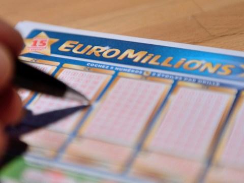 Tonight's EuroMillions jackpot is £168,000,000