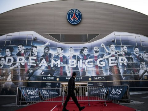 Bomb found outside Paris St Germain's football ground