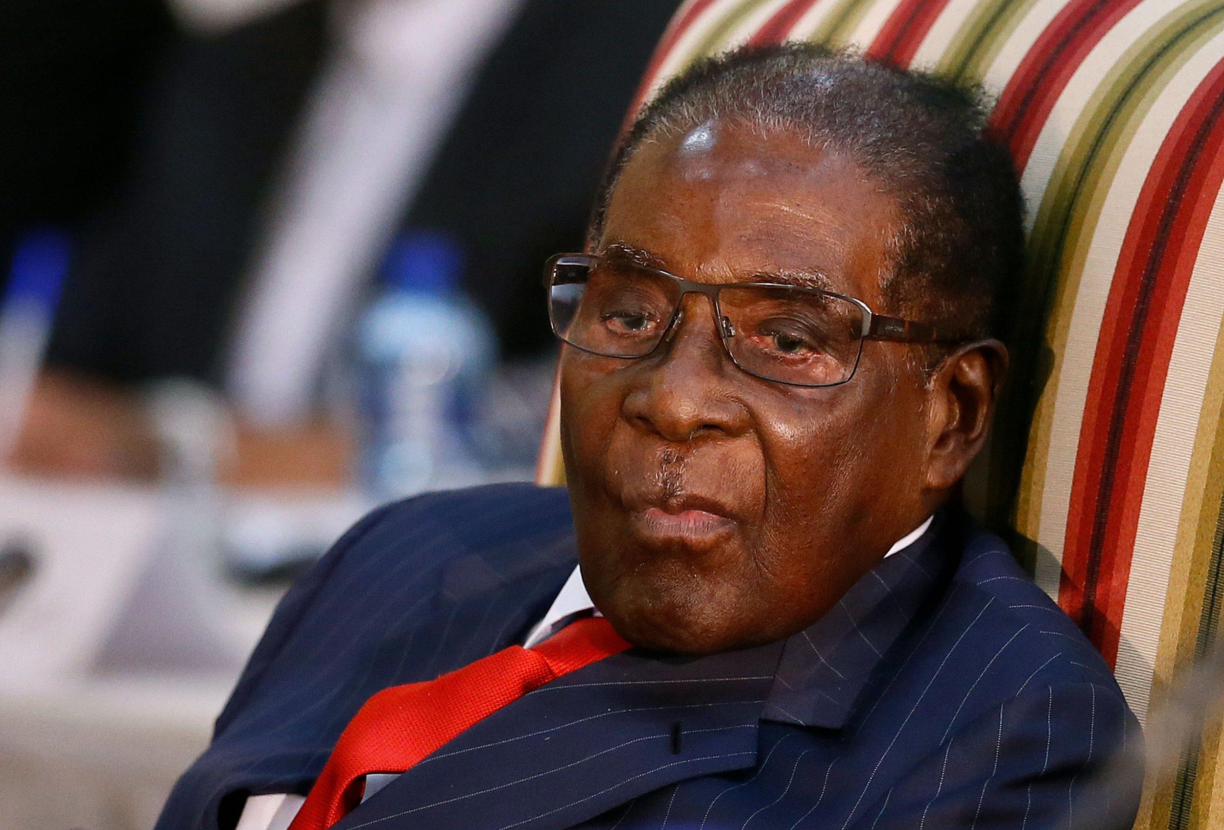 Robert Mugabe to be named 'Goodwill Ambassador' despite human right's abuses