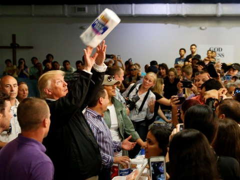 Mayor doesn't hold back about 'abominable' Trump's 'PR' Puerto Rico visit